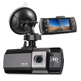 Недорогие Видеорегистраторы для авто-AT550 1080p Новый дизайн / HD / Загрузочная автоматическая запись Автомобильный видеорегистратор 170° Широкий угол 2.7 дюймовый LCD Капюшон с Ночное видение / G-Sensor / Обноружение движения