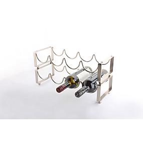ieftine Produse de Bar-1pc sticlă din oțel inoxidabil accesorii de vin accesorii clasice pentru vin pentru baruri