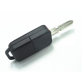 olcso Autóriasztók-összecsukható kulcs nélküli bejárat autó kulcsfólió héj cseréje mercedes benz c / e / s / ml / sl / ml55 / amg / s500 / sl500