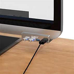 رخيصةأون موزعات شحن ومحولات يو اس بي-ORICO أوسب 3.0 نوع C to USB 3.0 أوسب هاب 4 الموانئ سرعة عالية