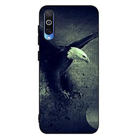 voordelige Galaxy A5(2016) Hoesjes / covers-hoesje voor Samsung Galaxy A6 (2018) / A6 Plus / A7 (2018) Schokbestendig / Mat / Patroon Achterkant Animal TPU Soft voor Galaxy A10 / A20 / A30 / A20E / A40 / A50 / A70 / A80 / A8 2018 / A9 2018 / a5