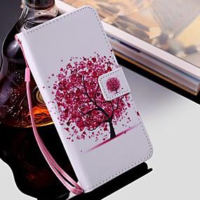 Недорогие Чехлы и кейсы для Galaxy Note 8-чехол для samsung galaxy note 9 / note 8 / note 5 кошелек / визитница / с подставкой для всего тела чехлы из искусственной кожи samsung galaxy note 10 / note 10 plus / note 4