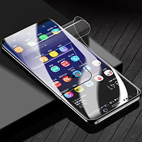 Недорогие Чехлы и кейсы для Galaxy S-Защитная пленка для экрана гидрогеля для Samsung Galaxy S10 Plus S8 S9 Note 8 9 Неразрушимая мембрана Мягкая защитная пленка ТПУ Fillm