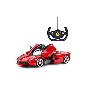 olcso Szabadidő hobbi-1:12 Játékautók Zene Autó Busz Távirányító Szülő-gyermek interakció Műanyag ház Fém Összes