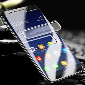 Недорогие Чехлы и кейсы для Galaxy S-Мягкая полная защитная гидрогелевая пленка для Samsung Galaxy S9 S10 S9 плюс S8 S8 плюс S10 плюс S10 E высокая взрывозащищенность / защита от царапин защитная пленка