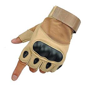 voordelige Motorhandschoenen-beschermende handschoenen voor dames en heren sport klimmen fitness paardrijden oorlogvoering training