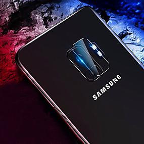 Недорогие Чехлы и кейсы для Galaxy Note-Защитная пленка для экрана Samsung Note 8 / Note 9 из закаленного стекла 1 шт. Защитная пленка для объектива камеры высокого разрешения (HD) / 9h твердость / взрывозащищенный