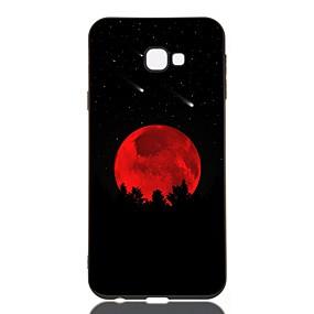 voordelige Galaxy J5(2017) Hoesjes / covers-hoesje voor Samsung Galaxy J730 / J6 (2018) / J530 Schokbestendig / Mat / Patroon Achterkant Landschap TPU Soft voor Galaxy J330 / J6 Plus / J4 Plus / J4 2018 / M10 / M20 / M30 / J310 / J510 / J3 / J2