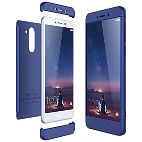 voordelige Huawei Honor hoesjes / covers-hoesje Voor Huawei Honor 6X Schokbestendig / Stofbestendig Achterkant Effen Hard PC