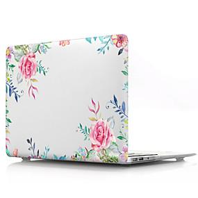 """povoljno MacBook Pro 13"""" maske-prozirni cvijet pvc tvrdi pokrov školjka za MacBook Pro zračni mrežni slučaj slučaj 11/12/13/15 (a1278-a1989)"""