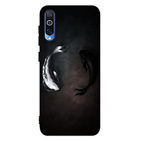 voordelige Galaxy A5(2016) Hoesjes / covers-hoesje voor Samsung Galaxy A6 (2018) / A6 Plus / A7 (2018) Schokbestendig / Mat / Patroon Achterkant Landschap TPU Soft voor Galaxy A10 / A20 / A30 / A20E / A40 / A50 / A70 / A80 / A8 2018 / A9 2018 /