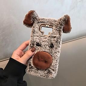Недорогие Чехлы и кейсы для Galaxy Note 8-Кейс для Назначение Apple Note 9 / Note 8 / Note 5 Своими руками Кейс на заднюю панель Животное Мягкий ТПУ