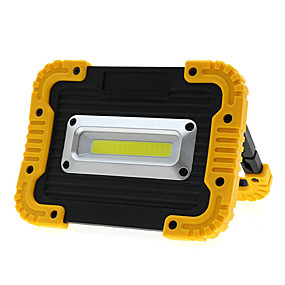 povoljno LED reflektori-1pc 30 W LED reflektori Vodootporno Bijela 4.5 V Vanjska rasvjeta / Bazen / Dvorište 1 LED zrnca