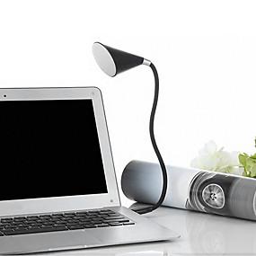 رخيصةأون مصابيح ليد مبتكرة-Tyinno 1PC Bell / كرة ضوء ليلي / الصمام ليلة الخفيفة / كتاب ضوء أبيض دافئ / أبيض كول USB استشعار تعمل باللمس / لاسلكي / مع منفذ أوسب 5 V