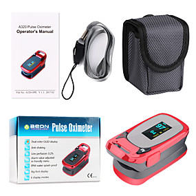 povoljno Testeri i detektori-rz novi prst puls oximeter stopa home krvnog tlaka zdravstvene zaštite ce vodio oled prikaz kisika alarm postavka a320