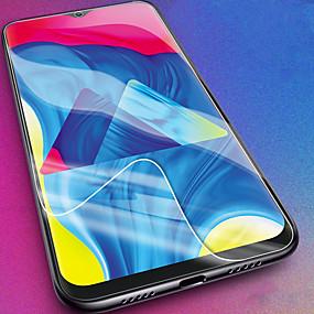 Недорогие Чехлы и кейсы для Galaxy S-Samsung GalaxyScreen ProtectorS9 Взрывозащищенный Защитная пленка для экрана 1 ед. TPU