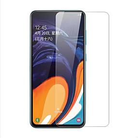 Недорогие Чехлы и кейсы для Galaxy A-Samsung GalaxyScreen ProtectorSamsung Galaxy A60 HD Защитная пленка для экрана 1 ед. Закаленное стекло