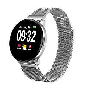 economico Braccialetti intelligenti-cf68 smart watch donna ip67 impermeabile tracker fitness tracker con monitor per la misurazione della frequenza cardiaca della pressione arteriosa