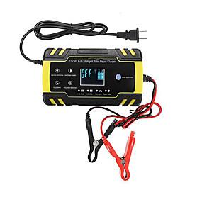 Недорогие Автомобильные зарядные устройства-LITBest Мотоцикл / Автомобиль Автомобильное зарядное устройство 2 USB порта для 24 V