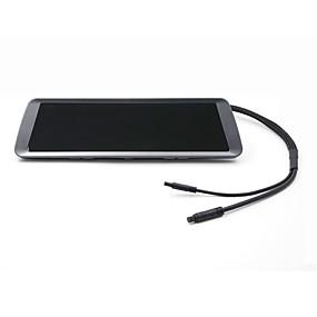voordelige Auto DVR's-LITBest 1080p Start automatische opname Auto DVR 170 graden Wijde hoek Capacitief scherm Dash Cam met auto aan / uit / ADAS / Waterbestendig Autorecorder