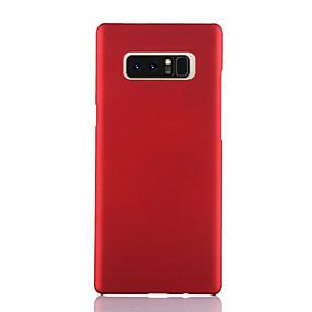 Недорогие Чехлы и кейсы для Galaxy Note 8-Кейс для Назначение SSamsung Galaxy Note 9 / Note 8 / Samsung Note 10 Ультратонкий Кейс на заднюю панель Однотонный ТПУ