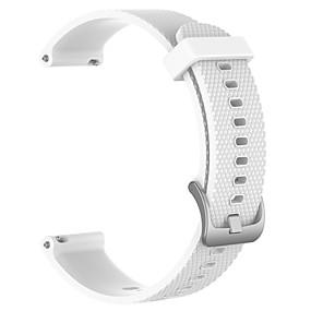 povoljno Oprema za pametni sat-Pogledajte Band za Vivoactive 3 Garmin Sportski remen Silikon Traka za ruku