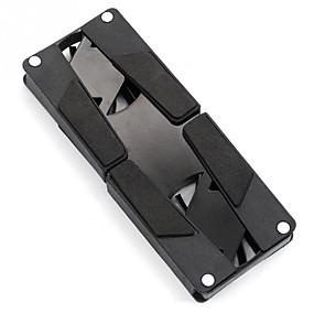 olcso USB kütyük-hordozható összecsukható laptop notebook hűtőpad kettős ventilátor pc laptop notebookhoz