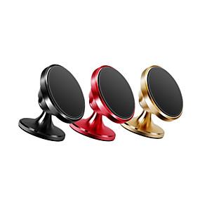 Недорогие для монтировки на транспортное средство-автомобильный держатель подставки магнитный магнитный держатель телефона крепление для автомобиля универсальный поворот на 360 ° приборная панель автомобиля совместим iphone 11 11 pro 11 pro max x xs