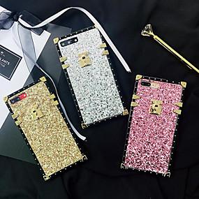 Недорогие Чехлы и кейсы для Galaxy Note 8-Кейс для Назначение SSamsung Galaxy S9 / S9 Plus / S8 Plus Защита от удара / Сияние и блеск Кейс на заднюю панель броня / Сияние и блеск Металл