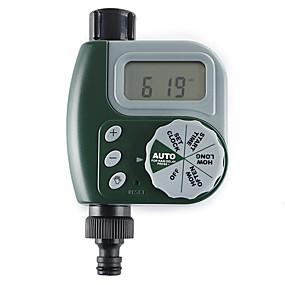 رخيصةأون مجموعات الأدوات-حديقة التلقائي مياه الحنفية الموقت بالتنقيط نظام الري الرقمي الرش 17.3 * 10 * 6.3 سنتيمتر