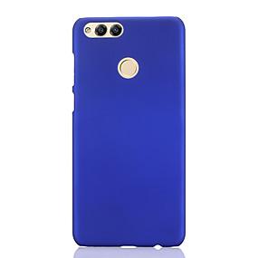 Недорогие Чехлы и кейсы для Huawei Honor-Кейс для Назначение Huawei Huawei Honor 8X / Honor 8 / Huawei Honor 8A Ультратонкий Кейс на заднюю панель Однотонный ТПУ