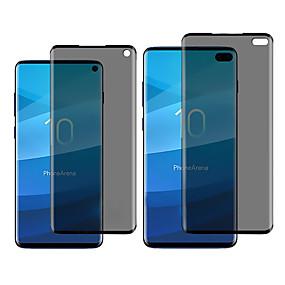 tanie Folie ochronne do Samsunga-prywatna folia ochronna na szkło hartowane Samsung Galaxy S10 / S10 Plus / S10e