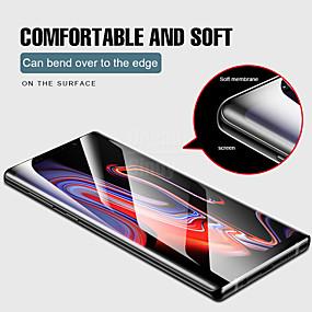 Недорогие Чехлы и кейсы для Galaxy S-полная защитная мягкая гидрогелевая пленка для samsung galaxy note 9 8 s8 plus s9 plus s6 s7 edge защитная пленка для экрана (не стекло)