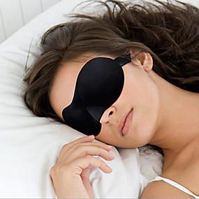 levne Cestování-Cestovní maska na spaní Doplňky k zavazadlům Speciální materiál 23*8 cm cm