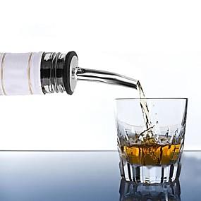 olcso Konyha, ebédlő-rozsdamentes acél bor olívaolaj öntő adagoló kifolyó palack öntsük dugót barware