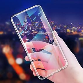 Недорогие Чехлы и кейсы для Huawei Mate-ультра-тонкий прозрачный силиконовый мягкий чехол для ТПУ для Huawei Mate 20 Pro Mate 20 Lite Mate 20 Mate 10 Pro Mate 10 Честь 9 Lite Честь 10 Lite Честь 10 8x P Smart Plus 2019 P Smart 2019