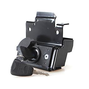 olcso Autóriasztók-biztonsági motorháztető reteszelőkészlet motor lopásgátló szerelvénykészlete a 07-18-as dzsipszgörgőkhöz