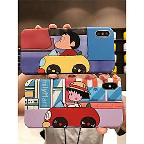olcso Huawei Honor tokok/borítók-Case Kompatibilitás Huawei Huawei Nova 3i / Huawei Nova 4 / Huawei P20 Porálló / Minta / Tartalék Fekete tok Rajzfilm TPU