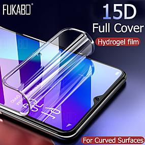 Недорогие Чехлы и кейсы для Galaxy S-15d пленка из гидрогеля с полным покрытием для samsung a50 a20 a70 a10 a30 a80 a90 защитная пленка для samsung s9 s8 note 9 8 пленка не стекло