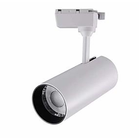 olcso Mennyezeti LED lámpák-1db 20 W 1500 lm 1 LED gyöngyök Könnyű beszerelni Sínrendszeres világítás Meleg fehér Hideg fehér Természetes fehér 220-240 V Kereskedelmi Otthon / iroda / CE