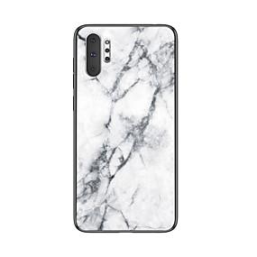Недорогие Чехлы и кейсы для Galaxy Note 8-ударопрочный корпус из закаленного мрамора ТПУ чехол для Samsung Galaxy Note 10 плюс примечание 10 примечание 9 примечание 8