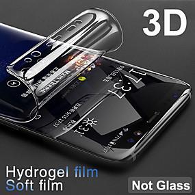 Недорогие Чехлы и кейсы для Galaxy S-1 шт. 3d полная обложка мягкая гидрогелевая пленка для samsung s10 plus защитная пленка для galaxy s10e s8 s9 note 8 9 s 10 пленка не стекло