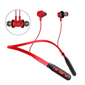 olcso Sport fülhallgatók-DUDAO U5S Nyakpánt fejhallgató Vezeték nélküli Mobiltelefon Bluetooth 4.1 Sweatproof