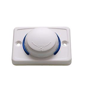 voordelige Autoladers-5v 3.1a nieuw ontwerp stofdicht en waterdicht dubbele usb-poort autolader schuifdeksel wit paneel