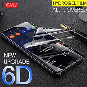 Недорогие Чехлы и кейсы для Galaxy S-6d полная обложка мягкая гидрогелевая пленка для Samsung Galaxy S9 S8 S7 S6 край плюс защитная пленка для Samsung Note 8 9 не стекло