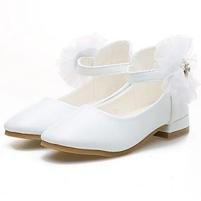 povoljno KIDS SALE-Djevojčice Obuća za male djeveruše PU Cipele na petu Mala djeca (4-7s) Obala / Pink Jesen
