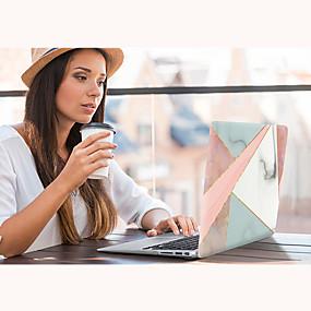 "preiswerte MacBook Pro 13"" Hüllen-harte abdeckung für macbook pro air retina telefon case 11/12/13/15 (a1278-a1989) marmor pvc"