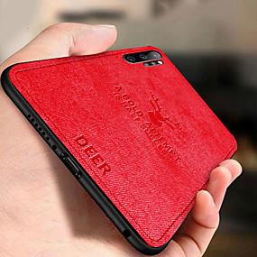 Недорогие Чехлы и кейсы для Galaxy Note 8-ткань мягкий тпу телефон олень чехол для samsung galaxy note 10 плюс примечание 10 примечание 9 примечание 8 холст обложка