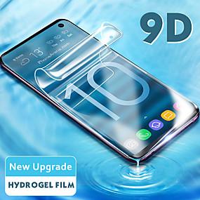 Недорогие Чехлы и кейсы для Galaxy S-9d мягкая гидрогелевая пленка для samsung galaxy s9 s8 s10 plus note 9 8 s10e защитная пленка с полным покрытием, не закаленное стекло