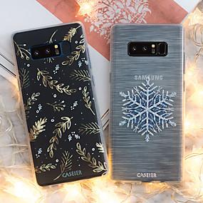voordelige Galaxy S7 Hoesjes / covers-hoesje voor Samsung Galaxy S8 Plus / S8 / S7 Edge Stofdicht / Ultradun / Patroon Achterkant Cartoon Soft TPU / Waterdicht / Anti-Fall / Creativiteit Emboss Shell Phone Case voor S6 / S6 Edge